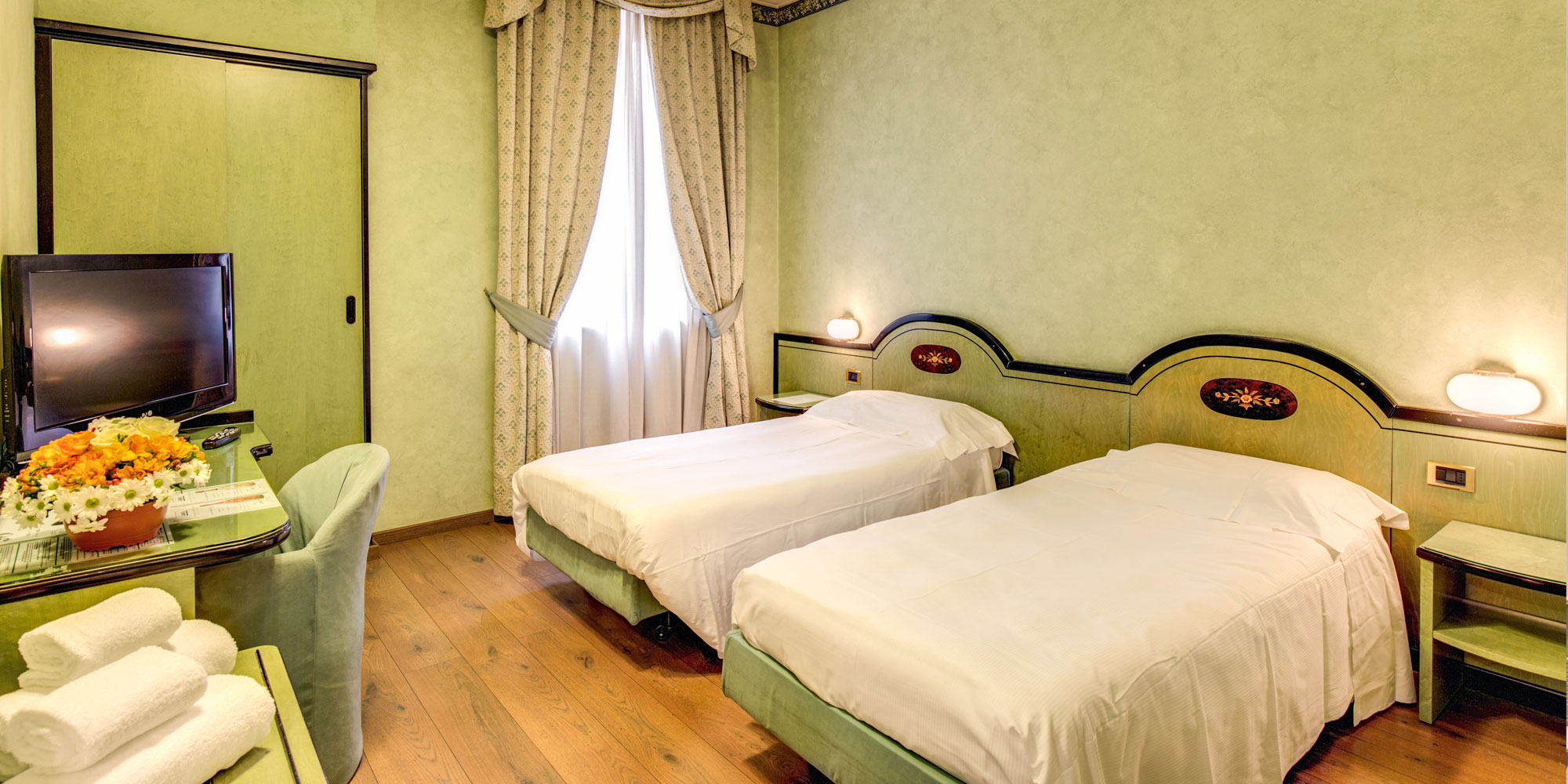 Hotel Puccini Milan - Rooms