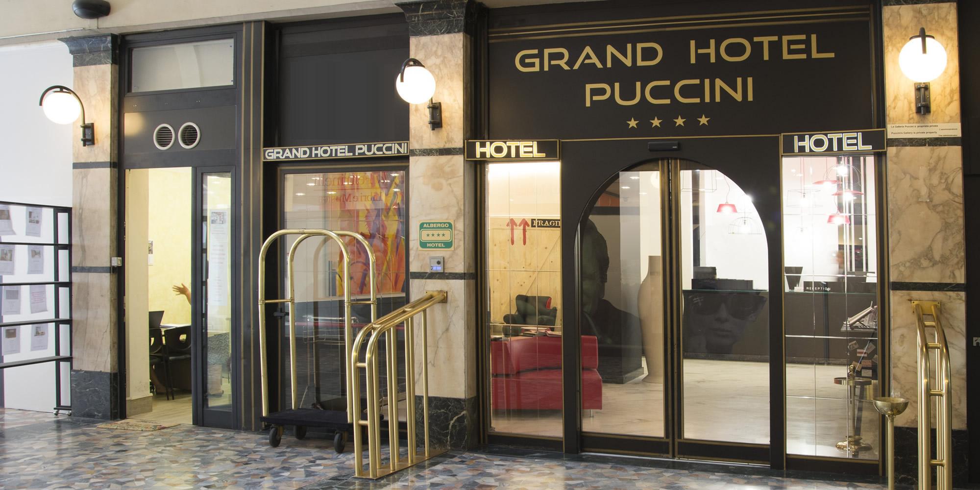 Hotel Milano Puccini